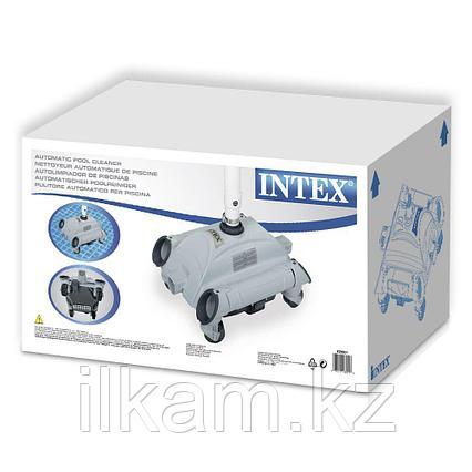 Автоматический подводный робот пылесос, для каркасных и надувных бассейнов, INTEX 28001, фото 2