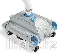 Автоматический подводный робот пылесос, для каркасных и надувных бассейнов, INTEX 28001, фото 3