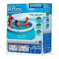 Надувной бассейн Intex 28101NP, 28101, 57421, Easy Set, размер 183х51 см, фото 3