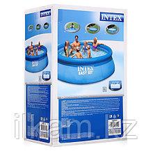 """Круглый надувной бассейн Intex 28144 """"Easy Set"""", размер 366x91 см, фото 3"""