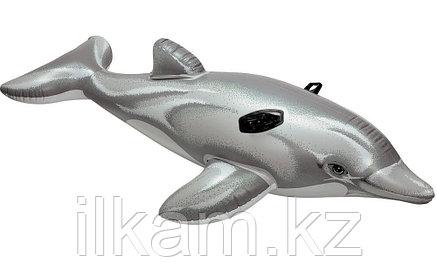 """Надувная игрушка """"Дельфин"""" INTEX 58539, фото 2"""