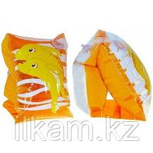 Детские надувные нарукавники, для плавания, Дельфин, Bestway 32042, размер 23х15 см, фото 2