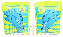 Детские надувные нарукавники, для плавания, Дельфин, Bestway 32042, размер 23х15 см, фото 3