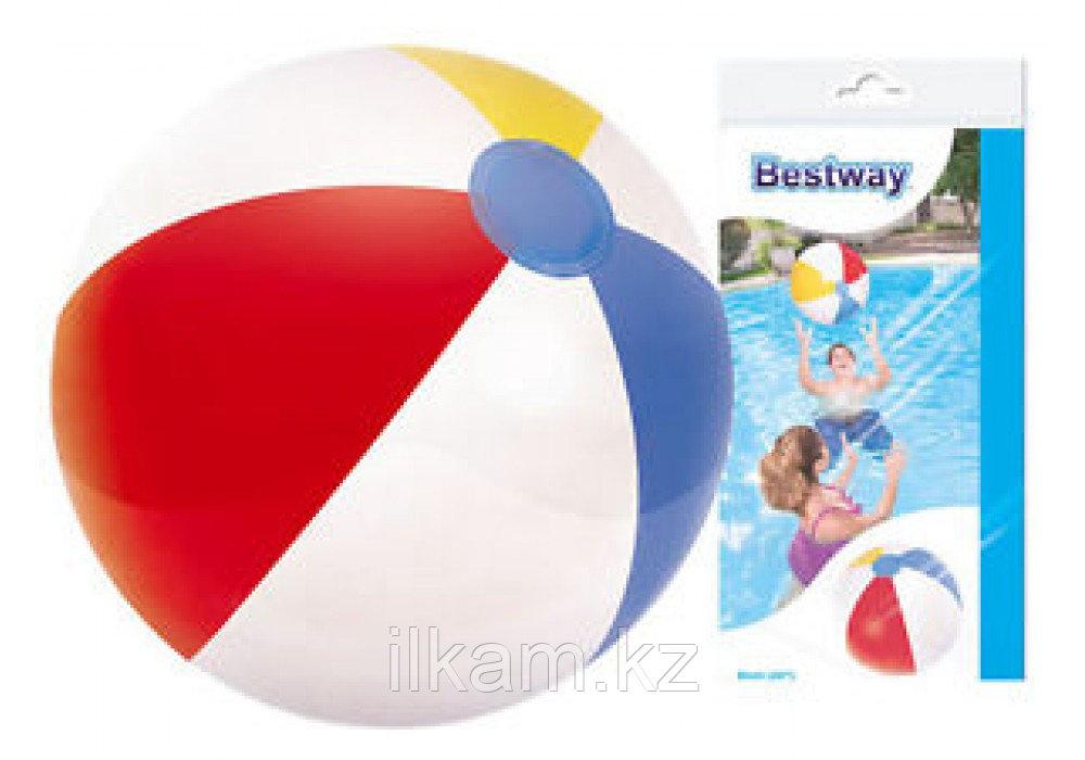 Детский, пляжный надувной мяч, Bestway 31022, размер 61 см