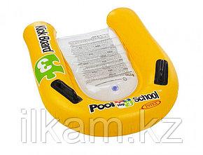 Надувной плот с ручками Kick Board, Intex, фото 2