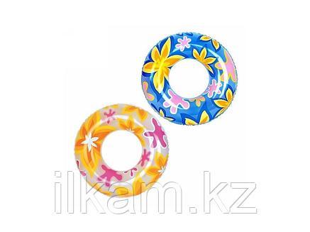 Детский надувной круг, Designer Swim Ring, Bestway 36057, размер 76 см, фото 2