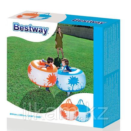 Надувной детский набор для игры в Мини-суммо BESTWAY 52222, фото 2