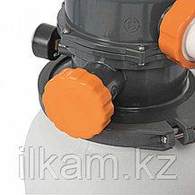 Песочный фильтр-насос, Bestway 58495, Flow Clear, производительность 3.8 м3\час, фото 3