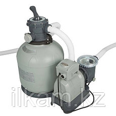 Песочный фильтр-насос, Intex 26646, Krystal Clear, производительностью 7.900 л\час, фото 3
