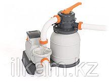 Песочный фильтр-насос, Bestway 58497, Flow Clear, производительность 5.6 м3\час, фото 2