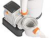 Песочный фильтр-насос, Bestway 58497, Flow Clear, производительность 5.6 м3\час, фото 3