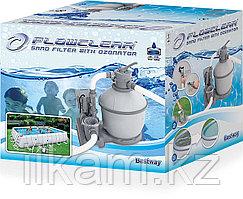 Песочный фильтр-насос, с озонаторам, BestWay 58286, производительность 4,542 L/h