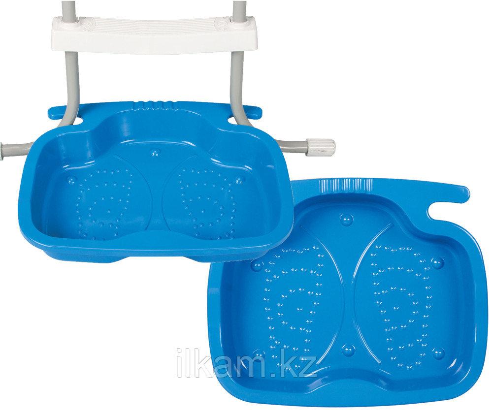Ванночка для ног Intex 29080, размер 56 x 46 x 9 см