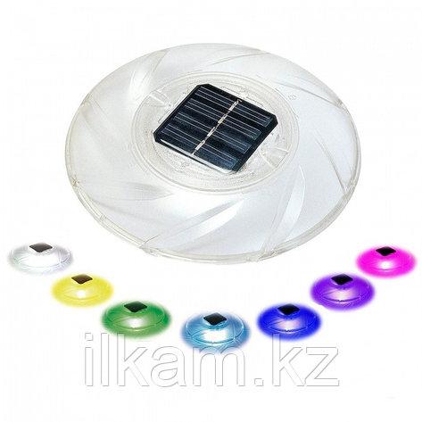 Плавающая подсветка для бассейна, Bestway 58111, диаметр 18 см, фото 2