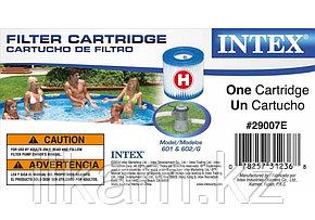 """Сменный фильтр картридж """"H"""" INTEX 29007, фото 2"""