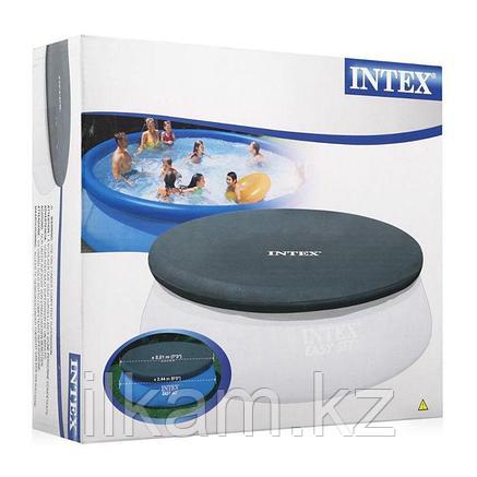 """Тент для надувного бассейна """"Easy Set"""" 28021 INTEX, диаметром 305 см, фото 2"""