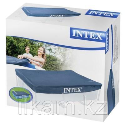 Тент для каркасного бассейна, Intex 28039, размер 450x220 см, фото 2