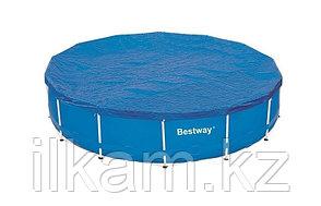 Тент для каркасного бассейна, Bestway 58038, размер 457 см