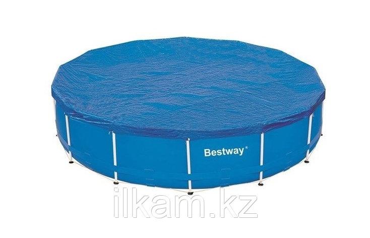 Тент для каркасного бассейна, Bestway 58038, размер 457 см, фото 2