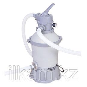 Песочный фильтр-насос, Bestway 58397, производительность 2,006л/ч, фото 2