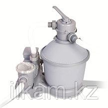 Песочный фильтр-насос, Bestway 58257, производительность-3,785 L\h, фото 2