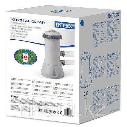 Картриджный фильтр-насос, INTEX 28638, производительностью 3,785 л/час, фото 2