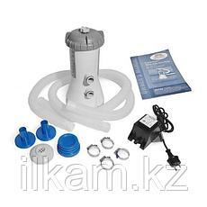 Картриджный фильтр-насос, Intex 28604, производительность 2006 л/ч, фото 3