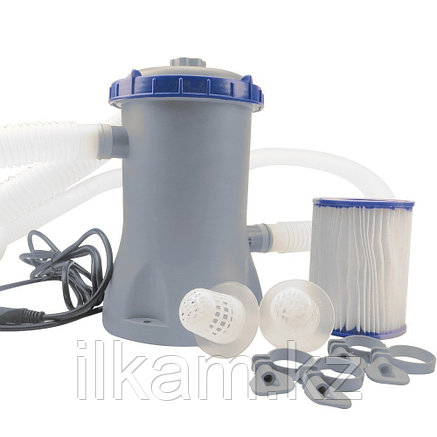 Картриджный фильтр-насос, BestWay 58117 , производительность 3.006 л/ч, фото 2