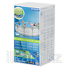 Каркасный бассейн Intex 28310, Ultra Frame Pool, размер 457x107 cм, фото 3
