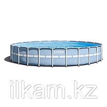 Каркасный бассейн intex 28262, 28762 Ultra Frame Pool, размер 732x132 см, фото 3