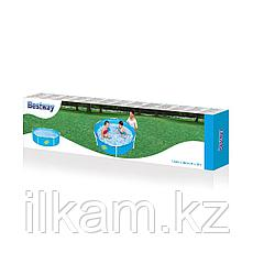 Детский каркасный бассейн Splash and Play, Frame Pool, Bestway 56283, размер 152х38 см, фото 3