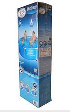 Каркасный бассейн Bestway 56431, Stee Pro Frame Pool, 244x61 см, фото 3