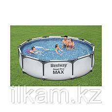 Каркасный бассейн Bestway 56408, Steel Pro MAX, размер 305x76 см, фото 3