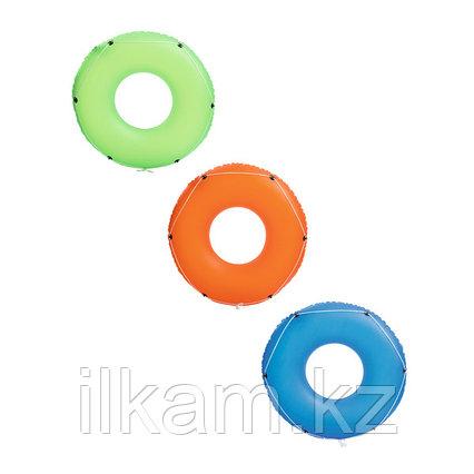Детский надувной круг со шнуром в ассортименте, Color Blast, Bestway 36120, размер 119 см, фото 2