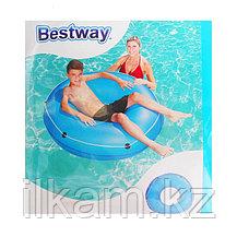 Детский надувной круг со шнуром в ассортименте, Color Blast, Bestway 36120, размер 119 см, фото 3