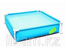 Детский Каркасный бассейн BestWay Mini Frame Pool 56217 (122х122х30 см), фото 2