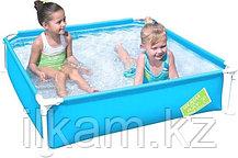 Детский Каркасный бассейн BestWay Mini Frame Pool 56217 (122х122х30 см), фото 3