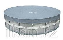 Круглый каркасный бассейн Intex 28322, Ultra Frame Pro Pool, размер 488х122 см, фото 2