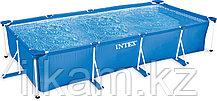 Прямоугольный каркасный бассейн Intex 28273NP, 28273, 28274, Ultra Frame Pro Pool, размер 450х220х84 см, фото 2