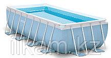 Каркасный бассейн Intex 26788NP, 28316, 26788, Rectangular Prism Frame Pool, 400х200х100 см, фото 2
