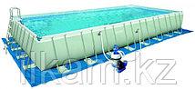 Прямоугольный каркасный бассейн Intex 26374NP, 28372,26734, Ultra Frame Pools, размер 975х488х132 cм, фото 3