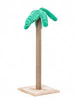 Когтеточка-столбик Пальма для кошек, 120 см