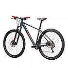 Велосипед горный Cube Attention 29 (2021) Grey Red, фото 2