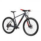 Велосипед горный Cube Attention 29 (2021) Grey Red, фото 3