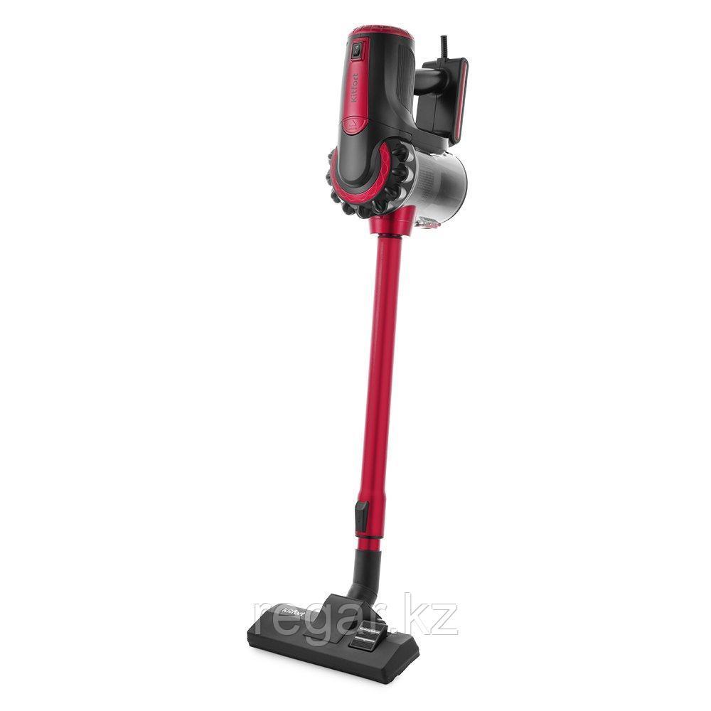 Пылесос вертикальный Kitfort КТ-544-1 красный