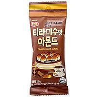 Миндаль Murgerbon со вкусом тирамису 25гр (Корея)