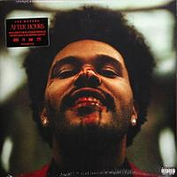 Weeknd The After Hours 2LP