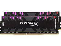 Память оперативная DDR4 Desktop HyperX Predator HX432C16PB3AK2/16, 16GB, RGB, KIT