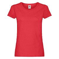Футболка Lady Fit Original T, Красный, 2XL, 614200.40 2XL