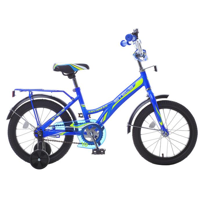 """Велосипед 16"""" Stels Talisman, Z010, цвет синий"""